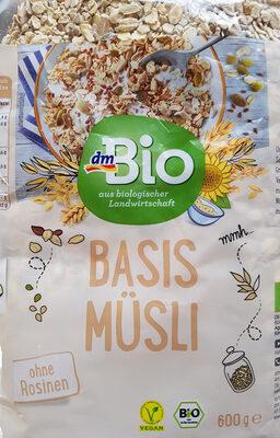 Basis müsli - Produkt - de