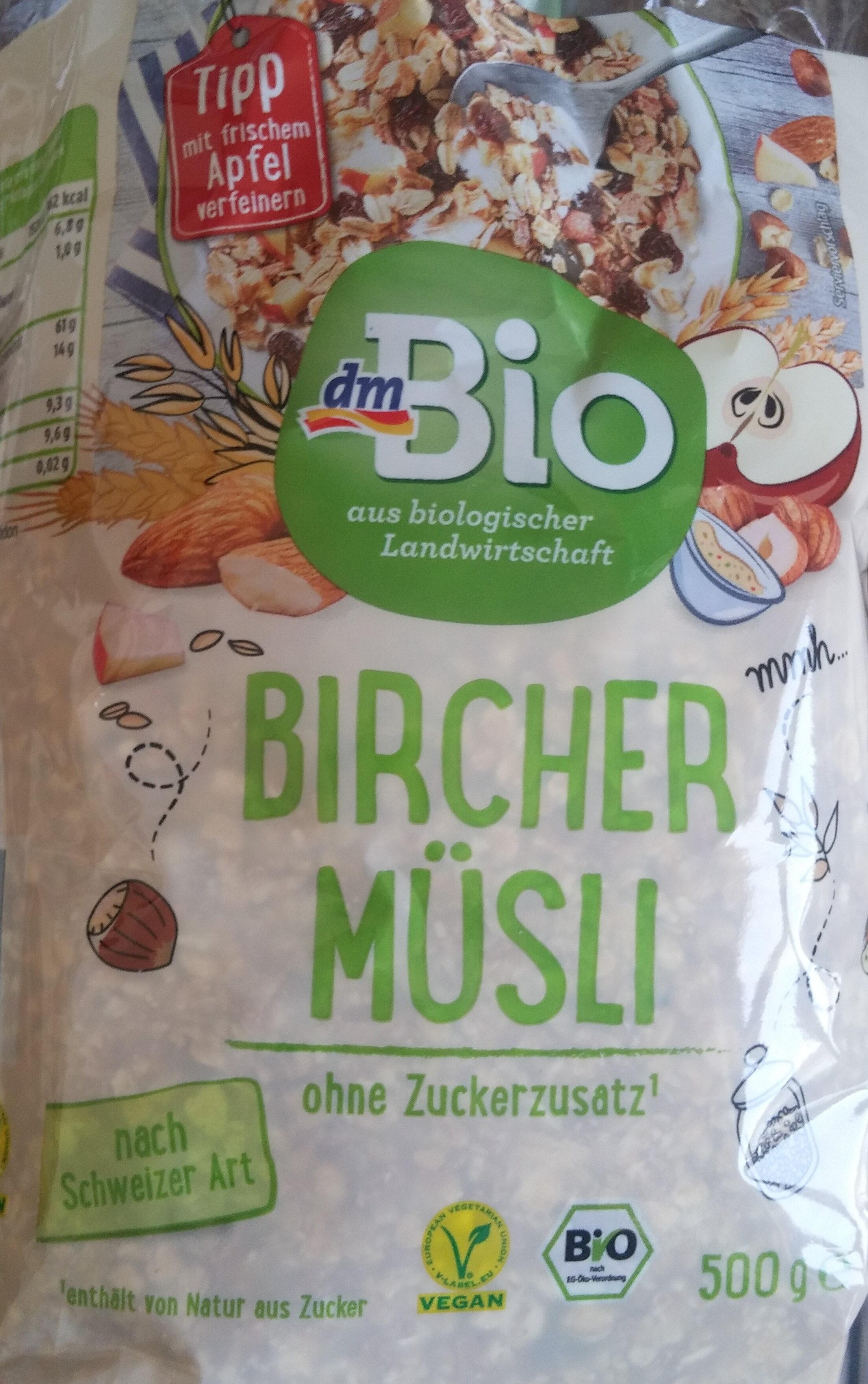 Bircher Müsli - Product - de