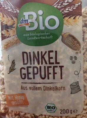 Dinkel gepufft - Produkt - de