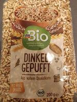 Dinkel gepufft - Produkt