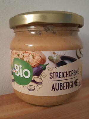 Streichcreme Aubergine - Product - de