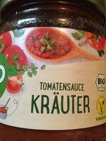 Tomatensauce Krauter - Product - fr