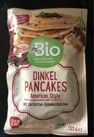 Dinkel Pancakes American Style - Product - de