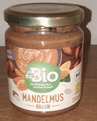 Mandelmus Braun - Produit - fr