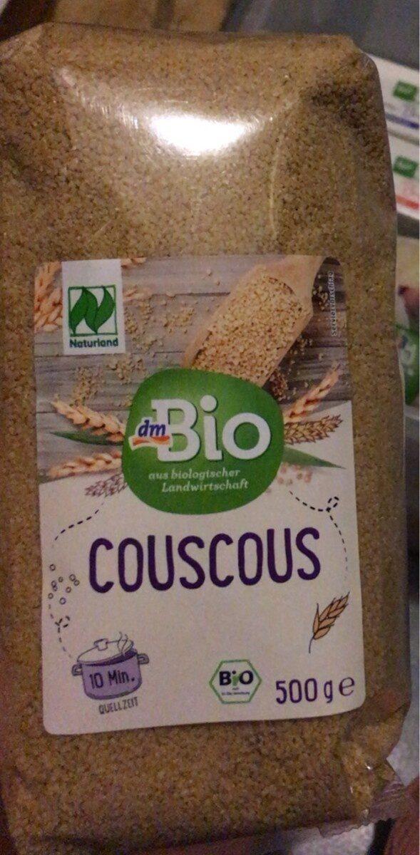 Couscous - Prodotto - de