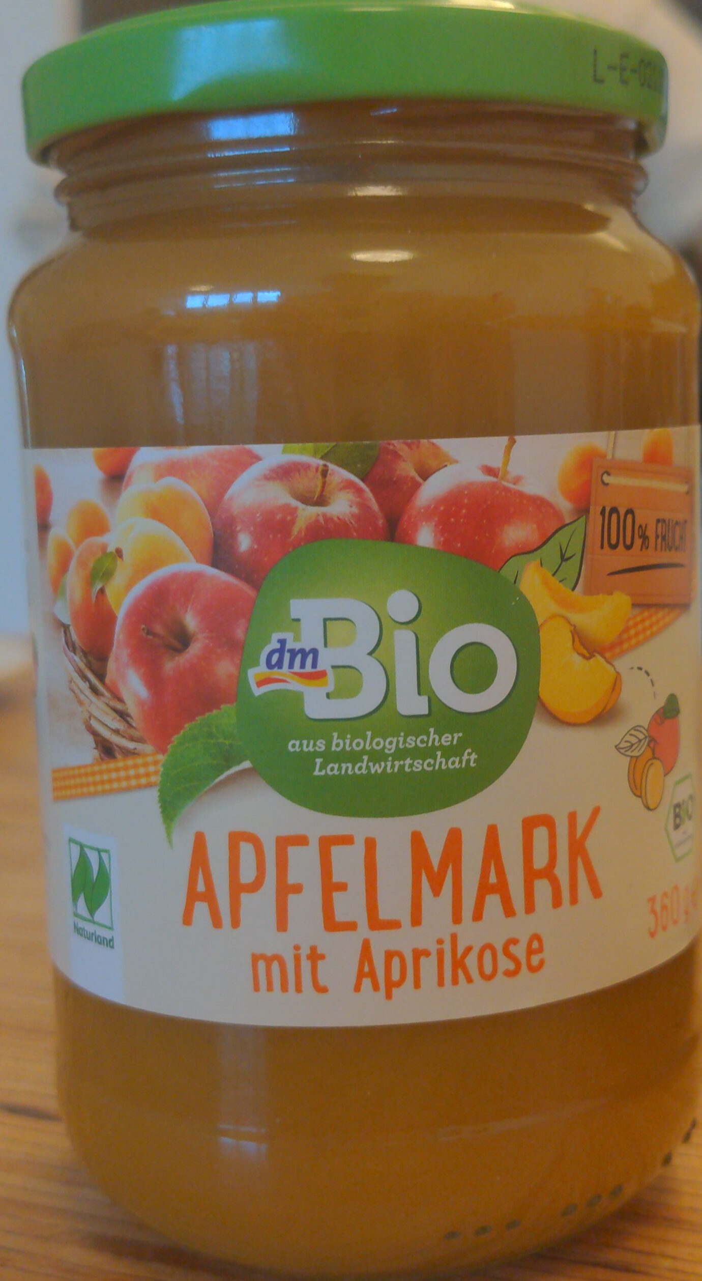 Apfelmark mit Aprikose - Prodotto - de