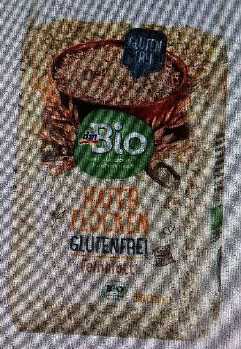 Haferflocken Glutenfrei Feinblatt - Produkt - de