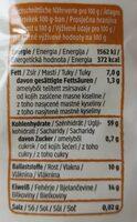Haferflocken Glutenfrei Feinblatt - Nährwertangaben - de