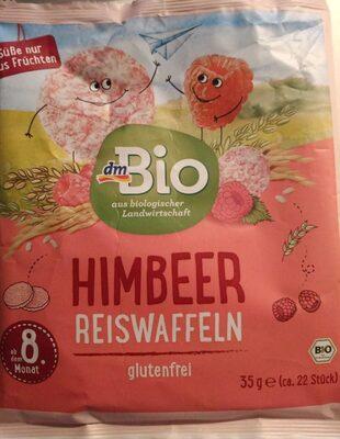Himbeer Reiswaffeln - Produit - de