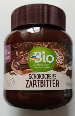 Schokocreme Zartbitter - Product - de