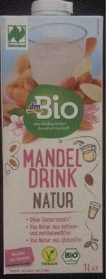 Mandeldrink natur - Product - en