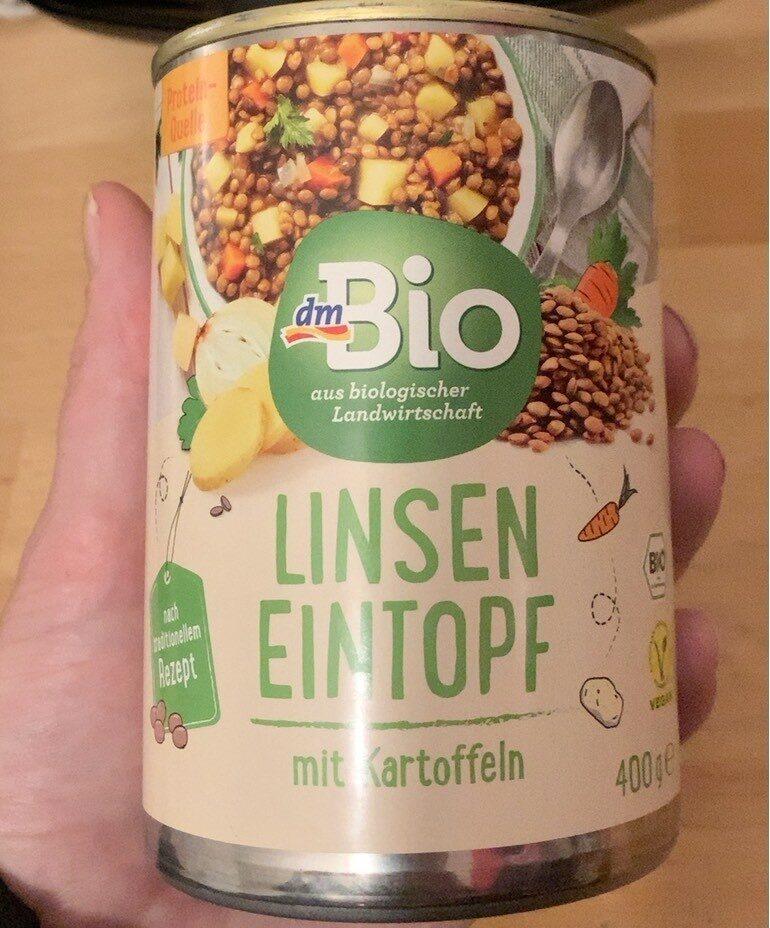 Linseneintopf mit Kartoffeln - Produit - fr