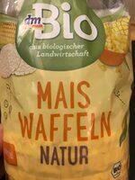 Maiswaffeln Natur - Produit - de