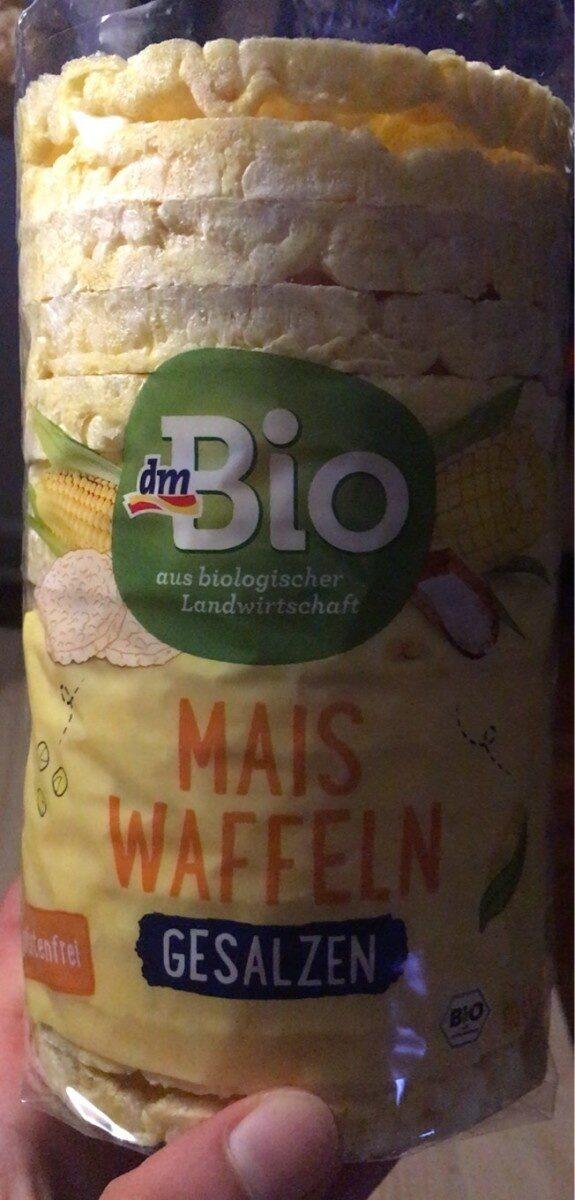 Mais waffeln - Prodotto - de