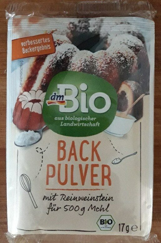 Backpulver - Product - de