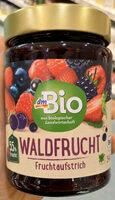 Waldfrucht fruchtaufstrich - Product - de