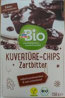 Kuvertüre-Chips - Produkt - de
