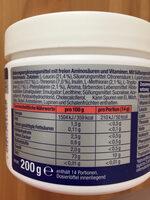 EAA Pulver - Ingredients - de