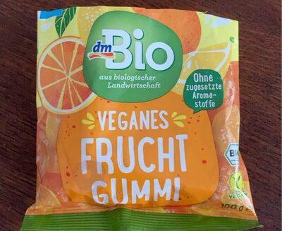 Veganes Fruchtgummi - Produit - de