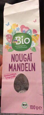 Nougat Mandeln - Produit - de