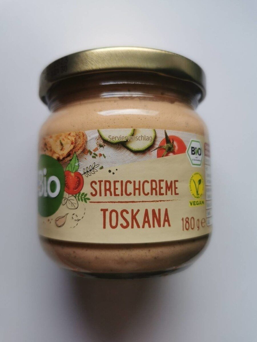 Streichcreme Toskana - Prodotto - de