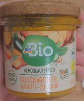 Gemüseaufstrich süsskartoffel - Produkt - de