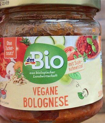 Vegane Bolognese - Produit - de