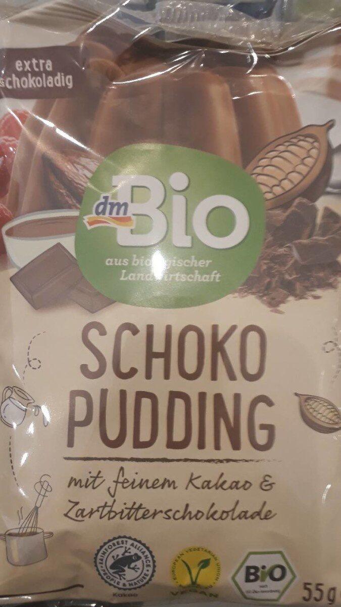 Schoko Pudding - Produit - de