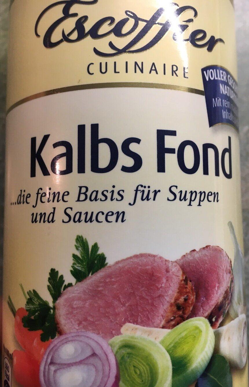 Kalbsfond - Produit - de