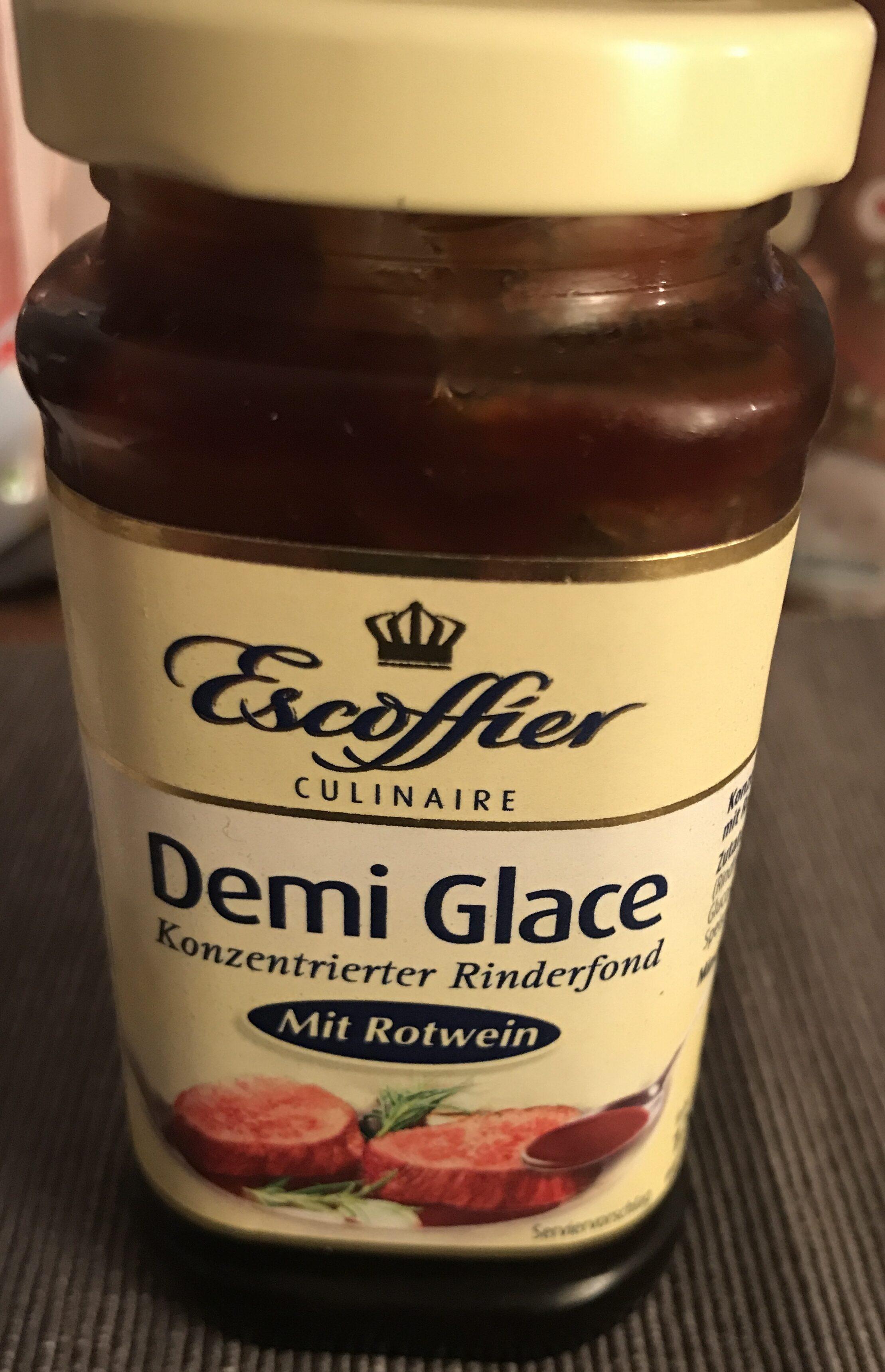 Demic Glace Konzentrierter Rinderfond - Product