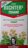 Ernst Richters Tisane - Product - fr