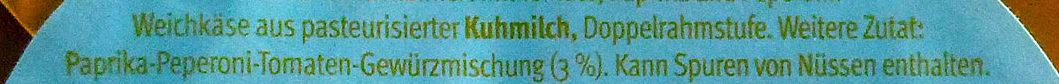 Sommergenuss - Ingredients - de