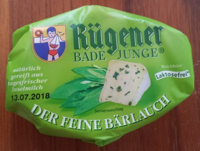 Der feine Bärlauch - Product - de