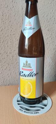 Henninger Radler - Product - de