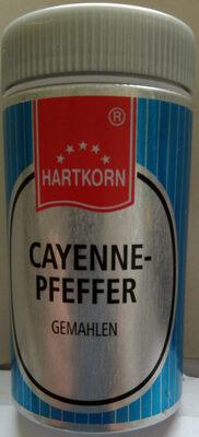 Cayenne Pfeffer gemahlen - Product - de