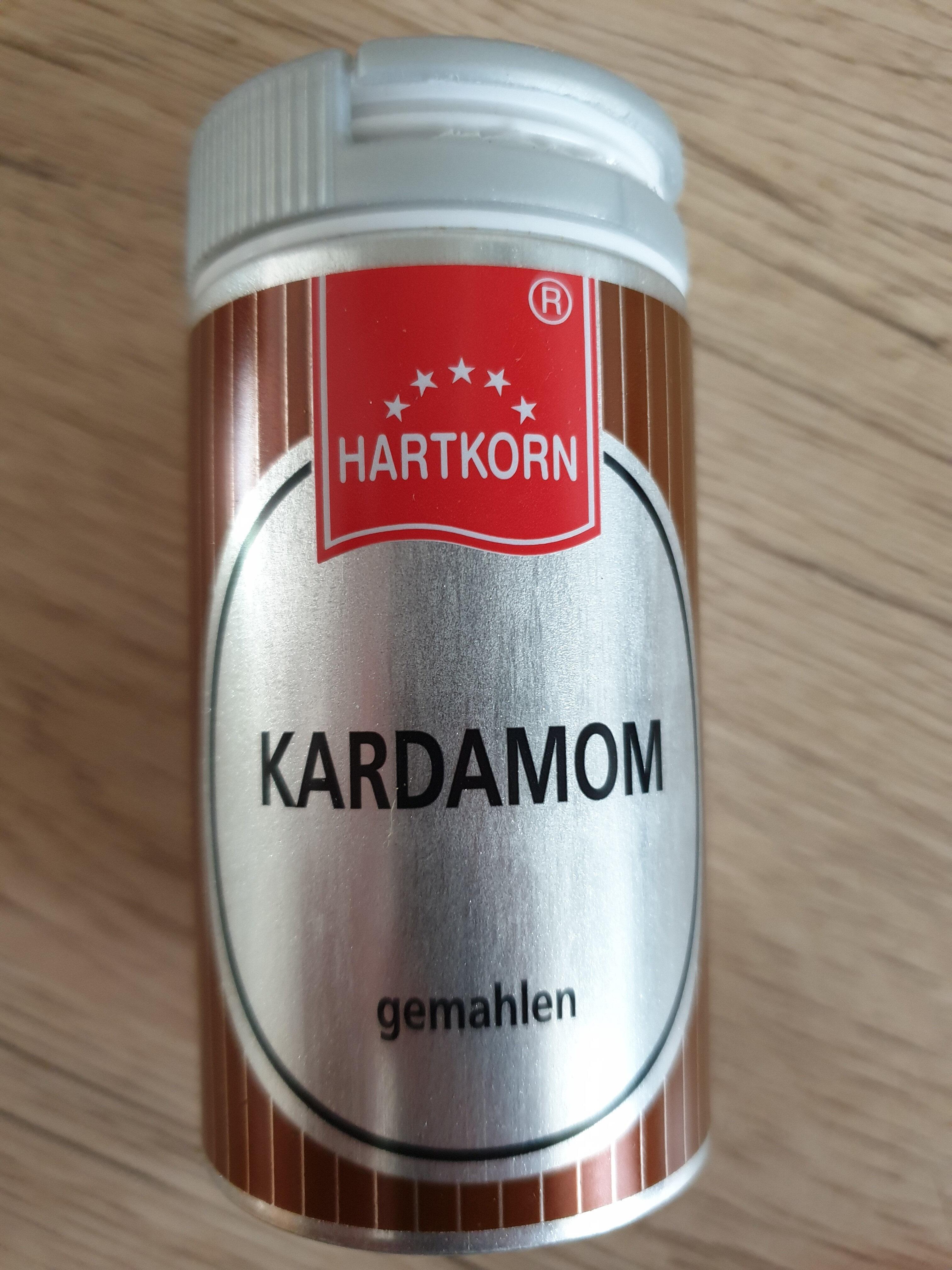 Kardamon, gemahlen - Product