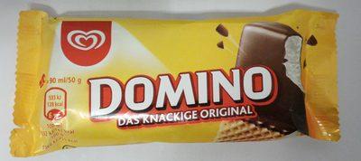 Domino sandwich de nata - Produit - en