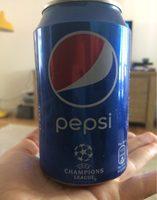 Soda - Información nutricional