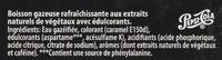 Pepsi Max NO SUGAR - Ingrédients - fr
