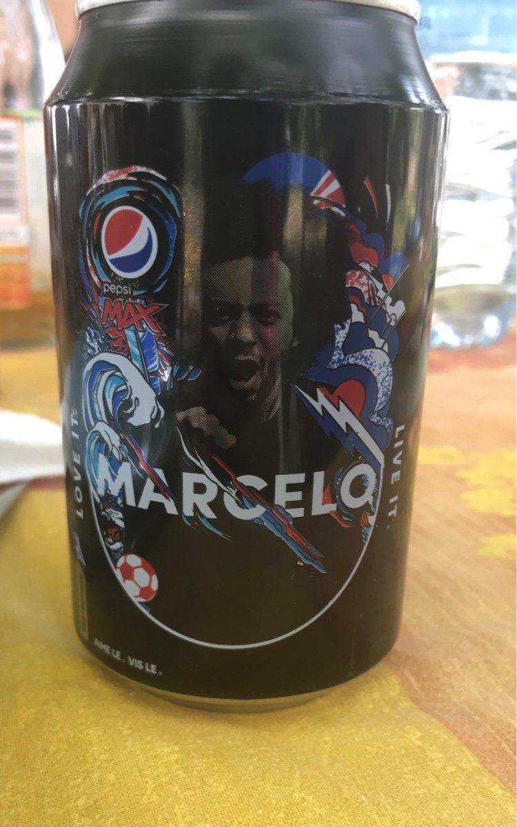 Pepsi MAX - Product