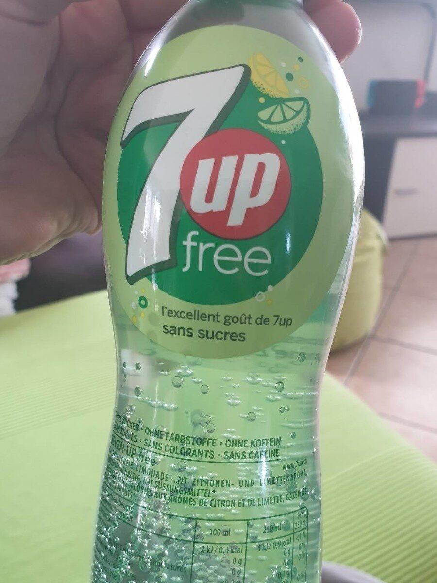 7 up free - Prodotto - fr