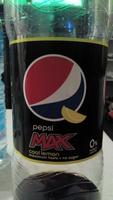 Pepsi Max Cool Lemon - Produit
