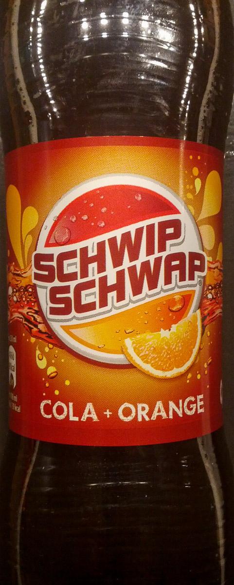 Schwip Schwap Cola + Orange - Product