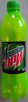 Mountain Dew - Produkt