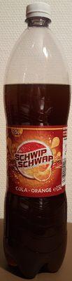 Schwip Schwap, Cola + Orange - Produkt