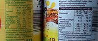 Schwip Schwap Cola + Orange Lemontaste ohne Zucker - Nutrition facts