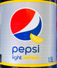 Pepsi light lemon - Produkt