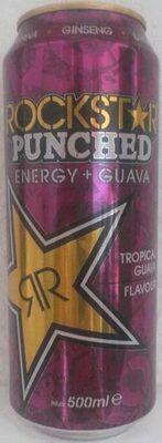 Rockstar Punched Energy + Guava 500ML Dose - Prodotto - de