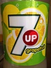 7up grapefruit - Produit