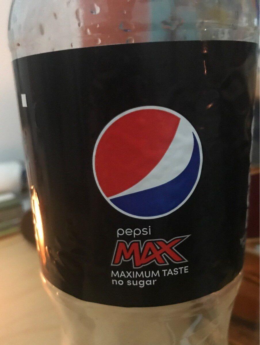 Pepsi Max - Prodotto - en